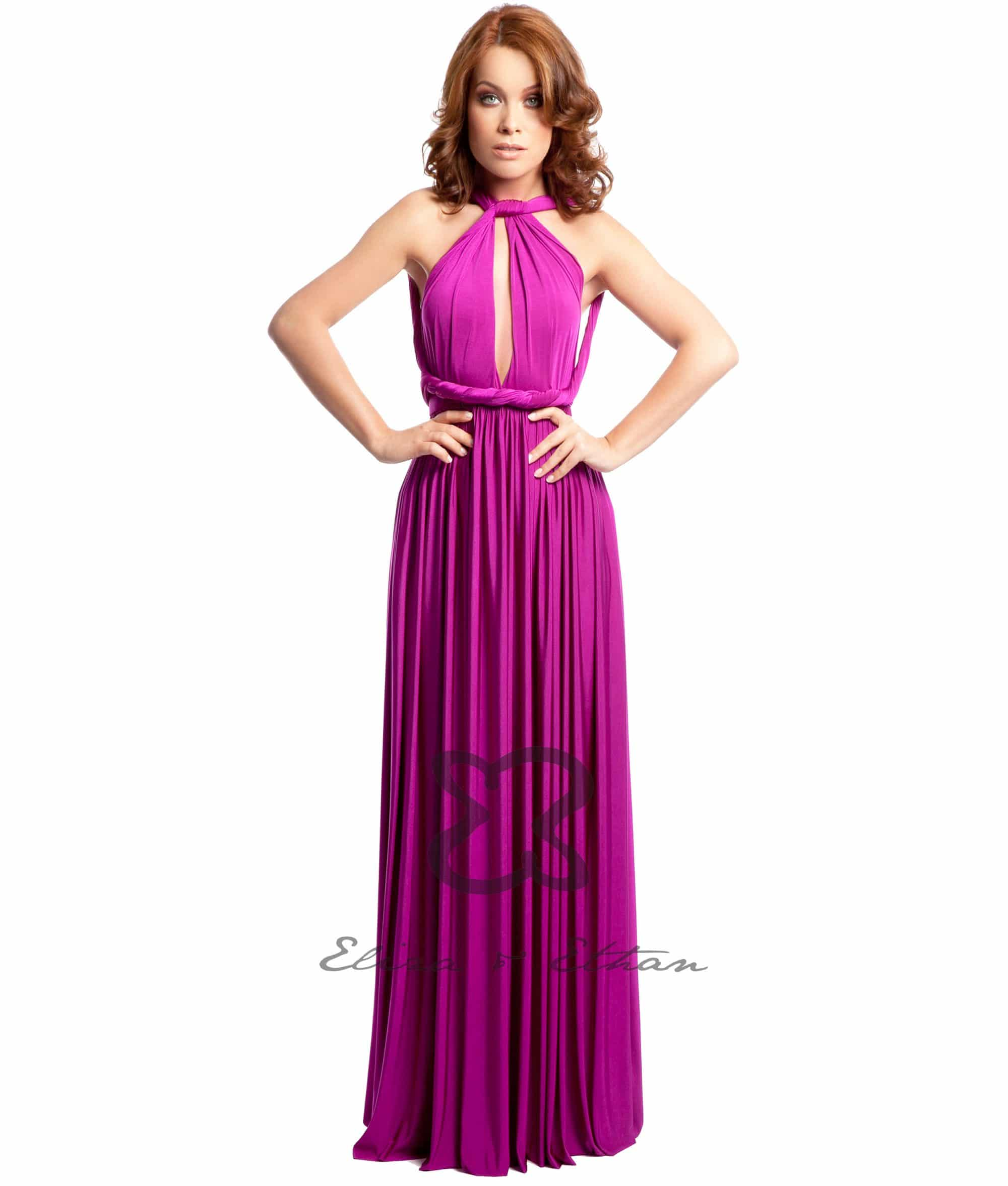 Eliza & Ethan Azalea Multiwrap Dress Alila