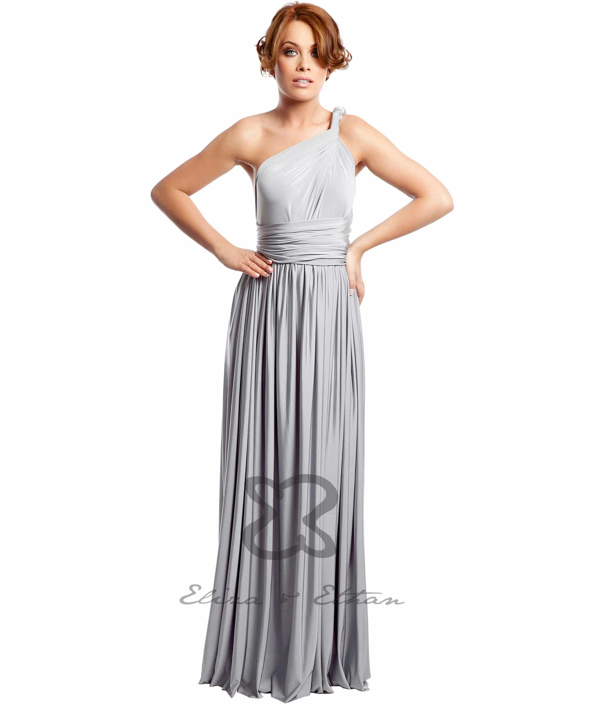 Eliza And Ethan Multiwrap Dress - Alila