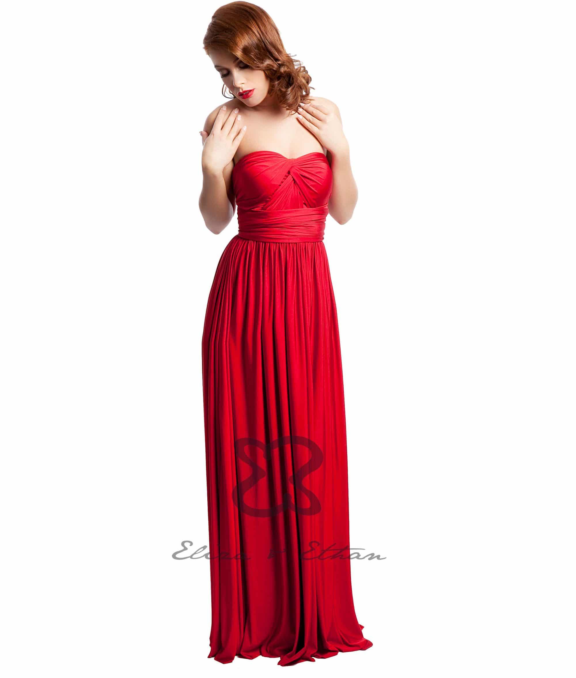 Ruby Eliza & Ethan multiwrap dress