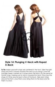 Style #14 (Onyx Black) 700x1100