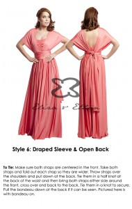 Style #6 (Coral) 700x1100