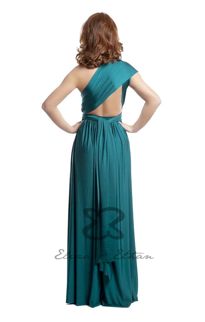 Eliza & Ethan Jade Multiwrap Dress Alila