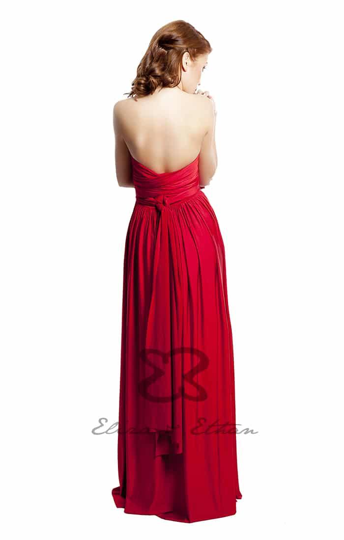 Eliza & Ethan Ruby Multiwrap Dress Alila