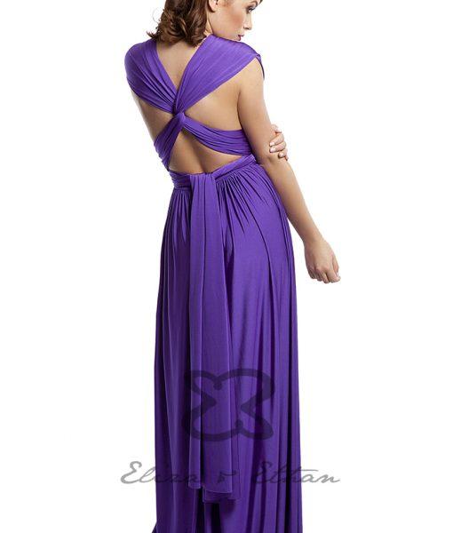 Eliza & Ethan Veronica Multiwrap Dress Alila