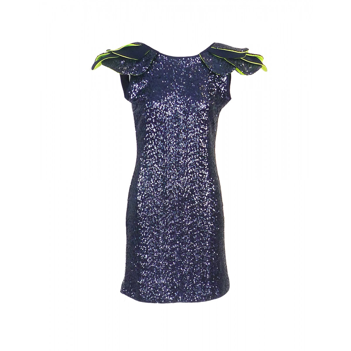 2wins-navy-sequin-layered-shoulder-dress