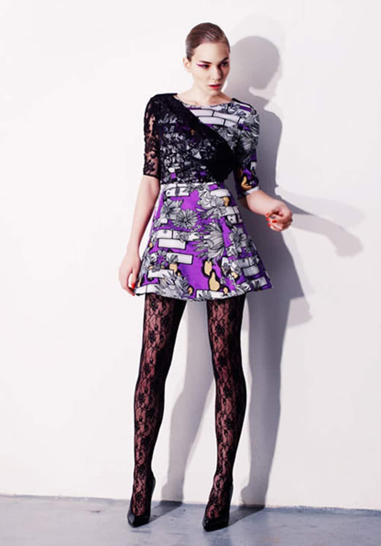 Olivia Rubin Eliza Skater Dress
