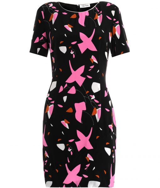 Olivia Rubin Elsa Print Dress
