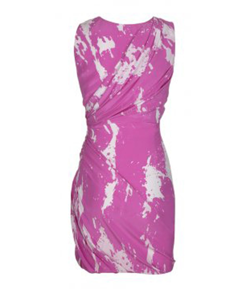Olivia Rubin Opie Print Dress