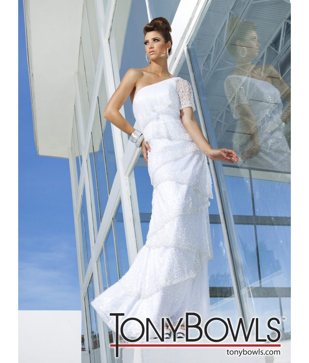 tony-bowls-one-shoulder-white-sequins-tiered-gown (3)