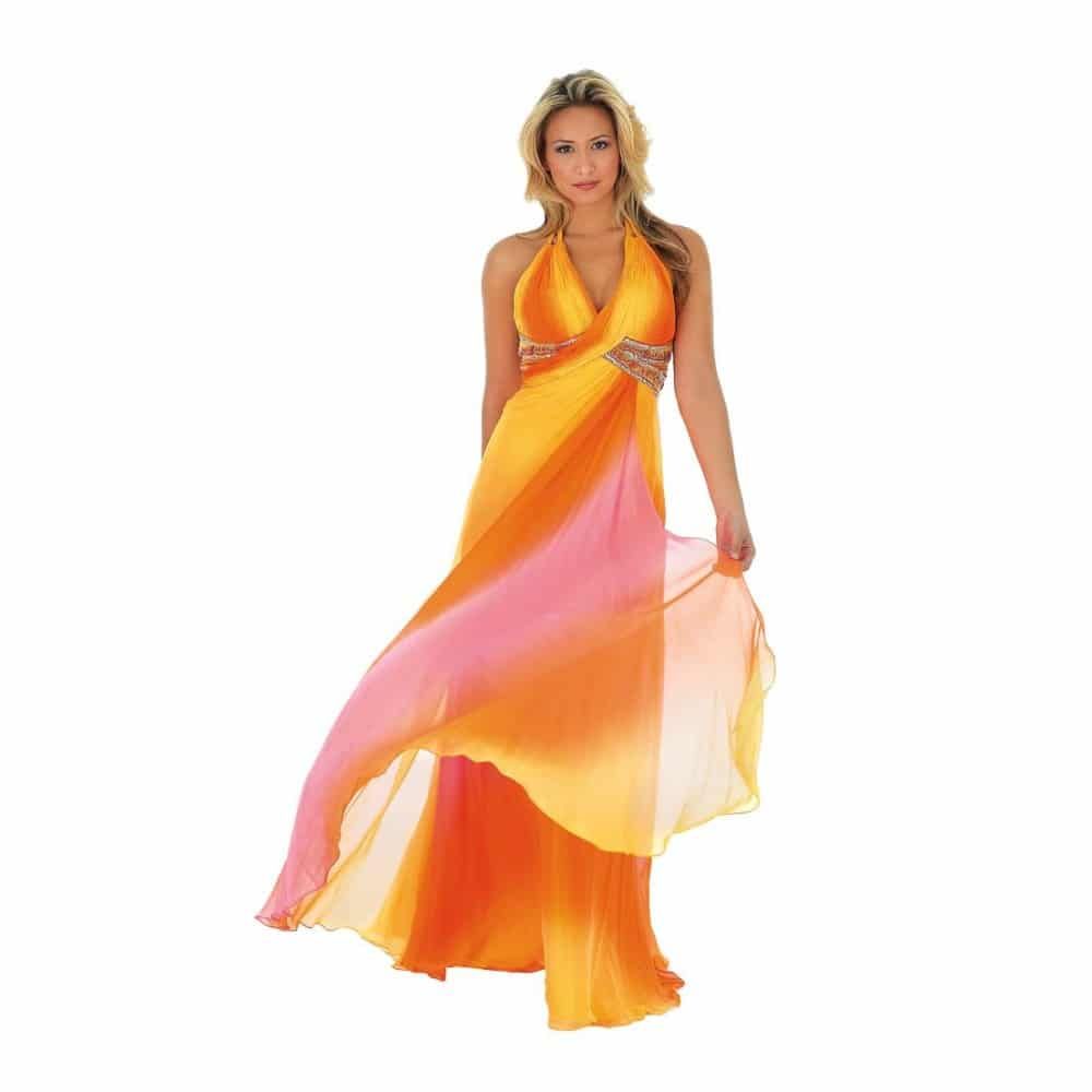 morrell-maxie-yellow-orange-ombre-silk-chiffon-halterneck
