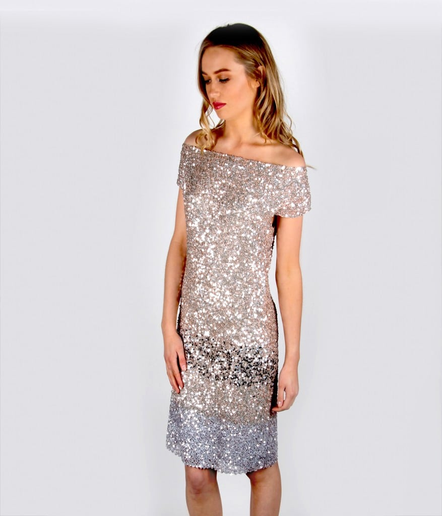 Lotus Stella sequin dress