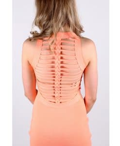 Wow Couture Coral back