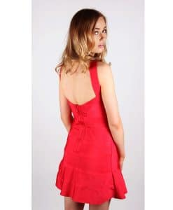 WOW Couture Alila Skater Red Back