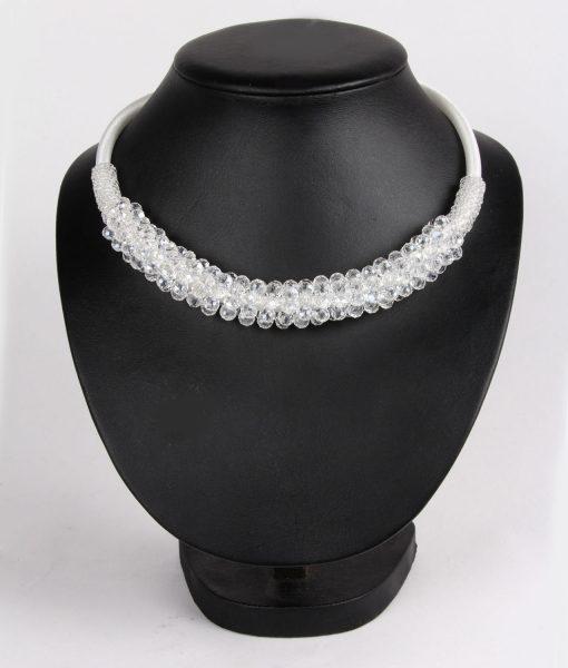 Alila Crystals Short Necklace