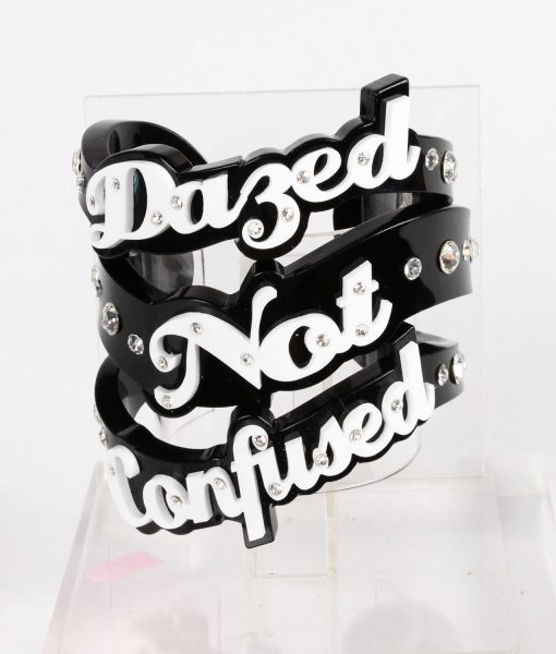 dazed not confused