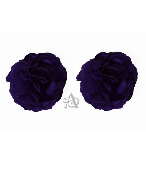 Eliza & Ethan Blackberry Flower Clip Alila