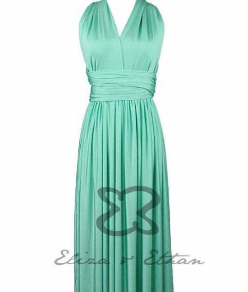 Eliza & Ethan Mint Multiway Short Dress Alila