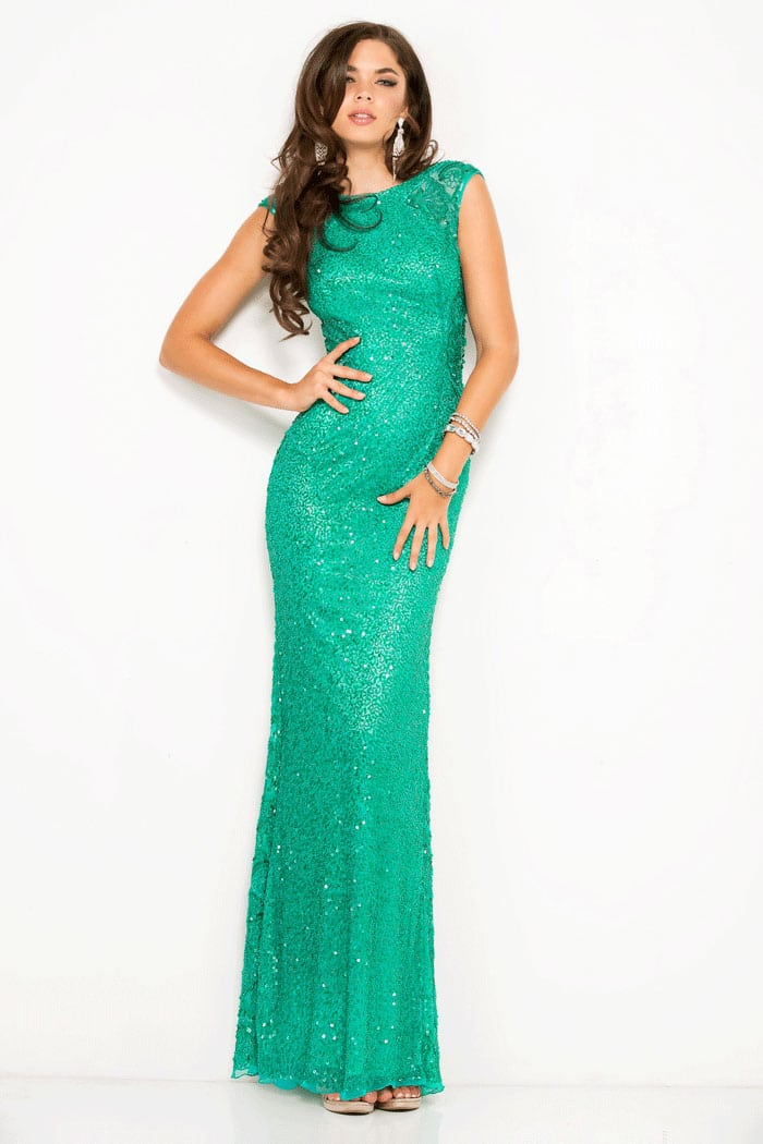 Alila Boutique Jade Sequin Gown by Scala.