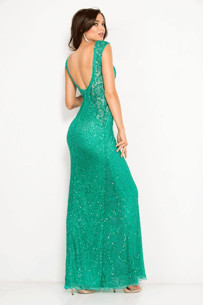 Alila Boutique Jade Sequin Gown by Scala