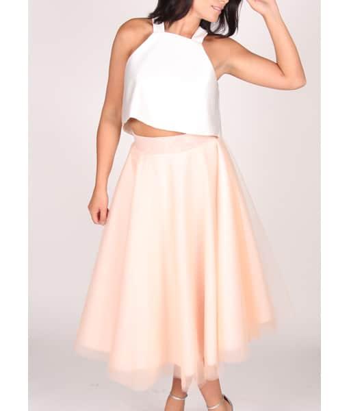 Alila Boutique Blush Tutu Skirt By Jones & Jones.