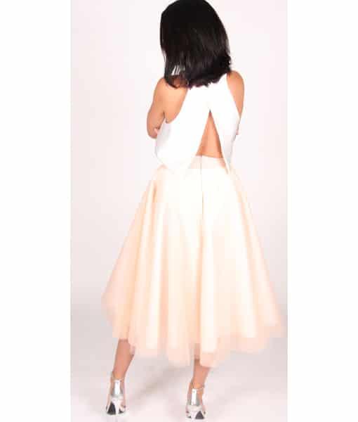 Alila Boutique Blush Tutu Skirt By Jones & Jone