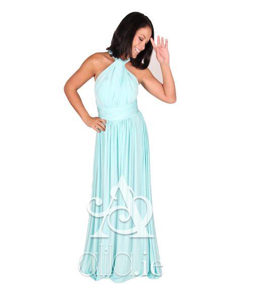 Eliza & Ethan Seashell Multiwrap Dress Alila
