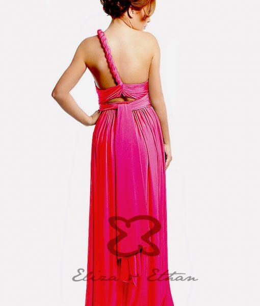 Eliza & Ethan Lotus Multiway Dress Alila