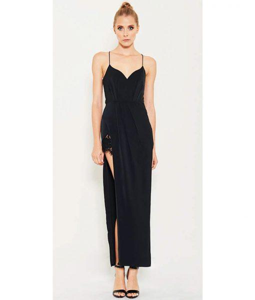 lumier-black-dress-with-slit-lace-web-1
