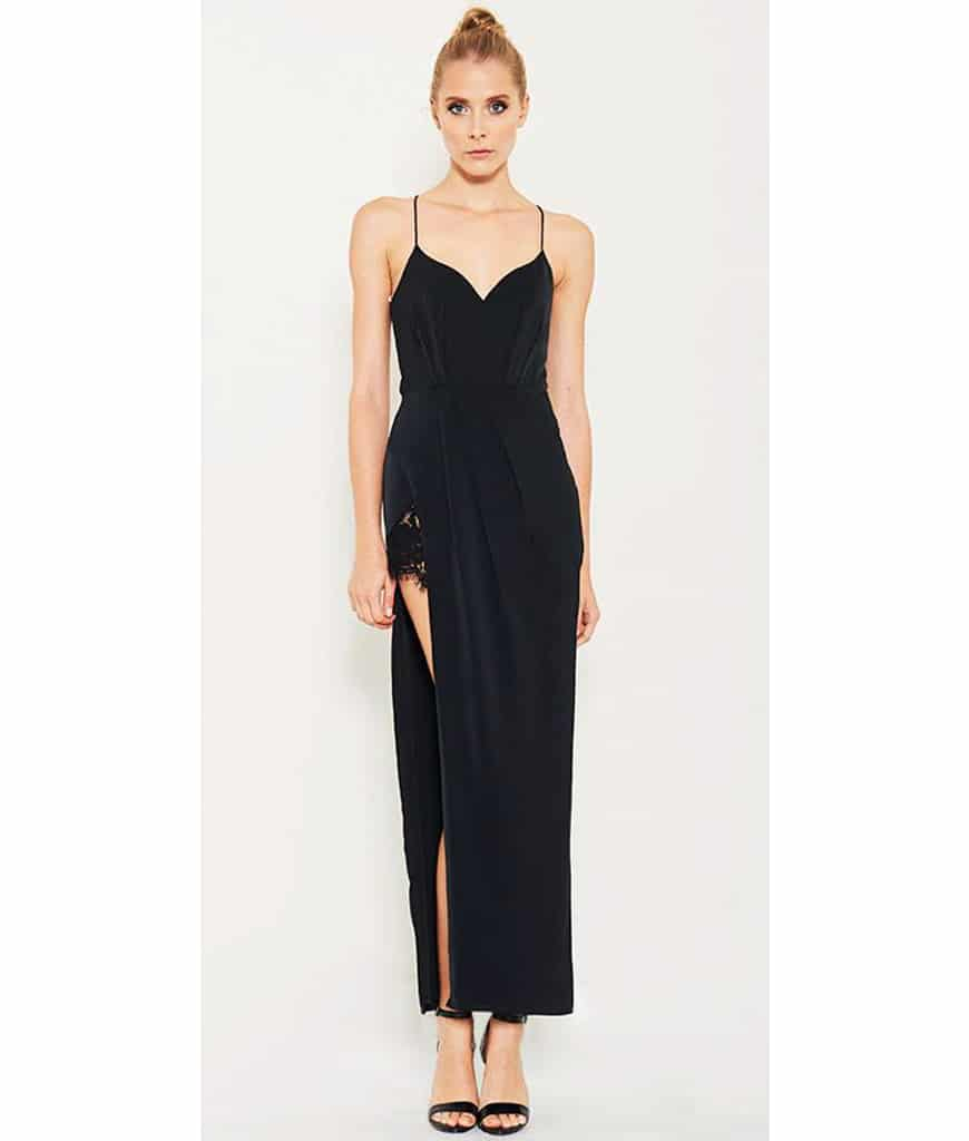 lumier-black-dress-with-slit-lace-web-1