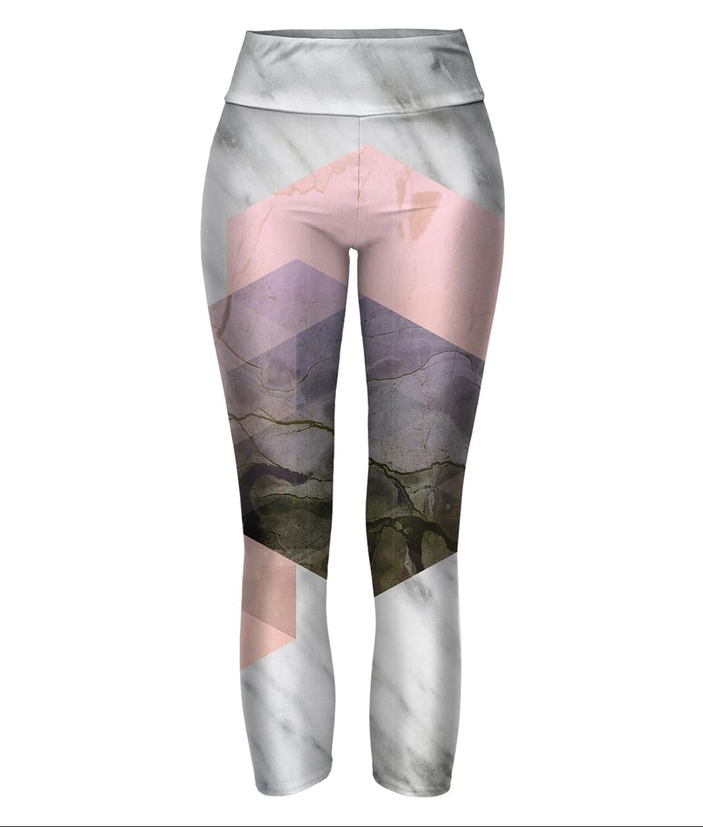 Alila Activewear Marble River Capri by Mr Gugu