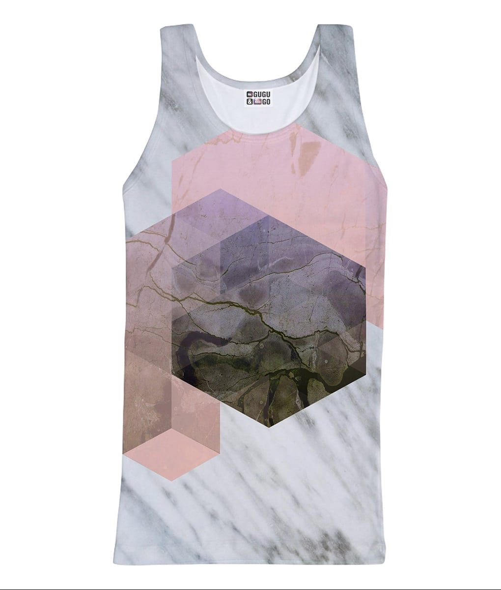 Alila Activewear Marble River Tank by Mr Gugu