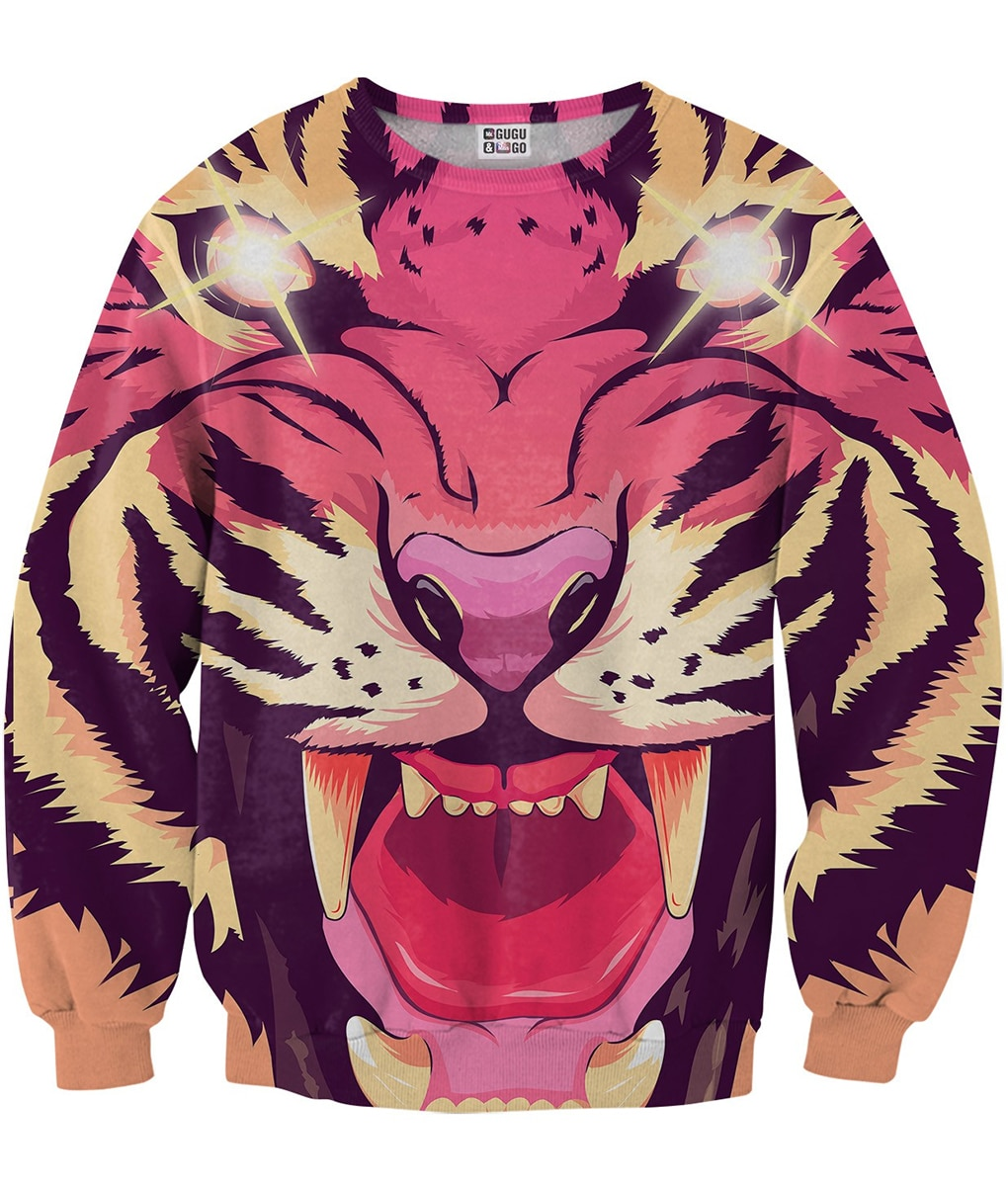 Alila Activewear Tiger Sweater  by Mr Gugu