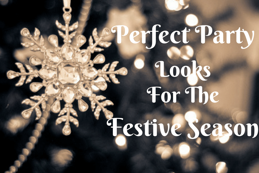 Perfect party looks for this Festive Season