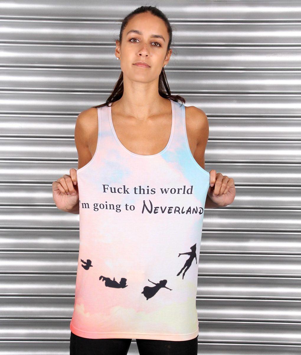 Alila Active Neverland Tank Top