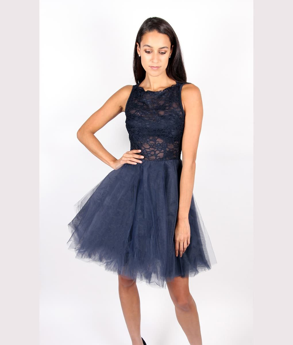Alila Navy Tutu Dress.