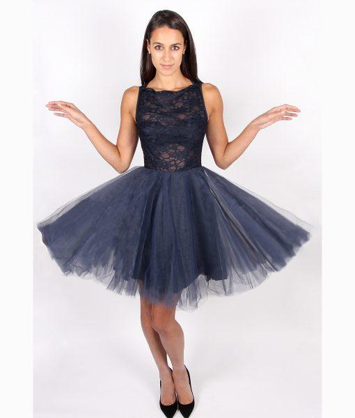 Alila Navy Tutu Dress by Jones & Jones