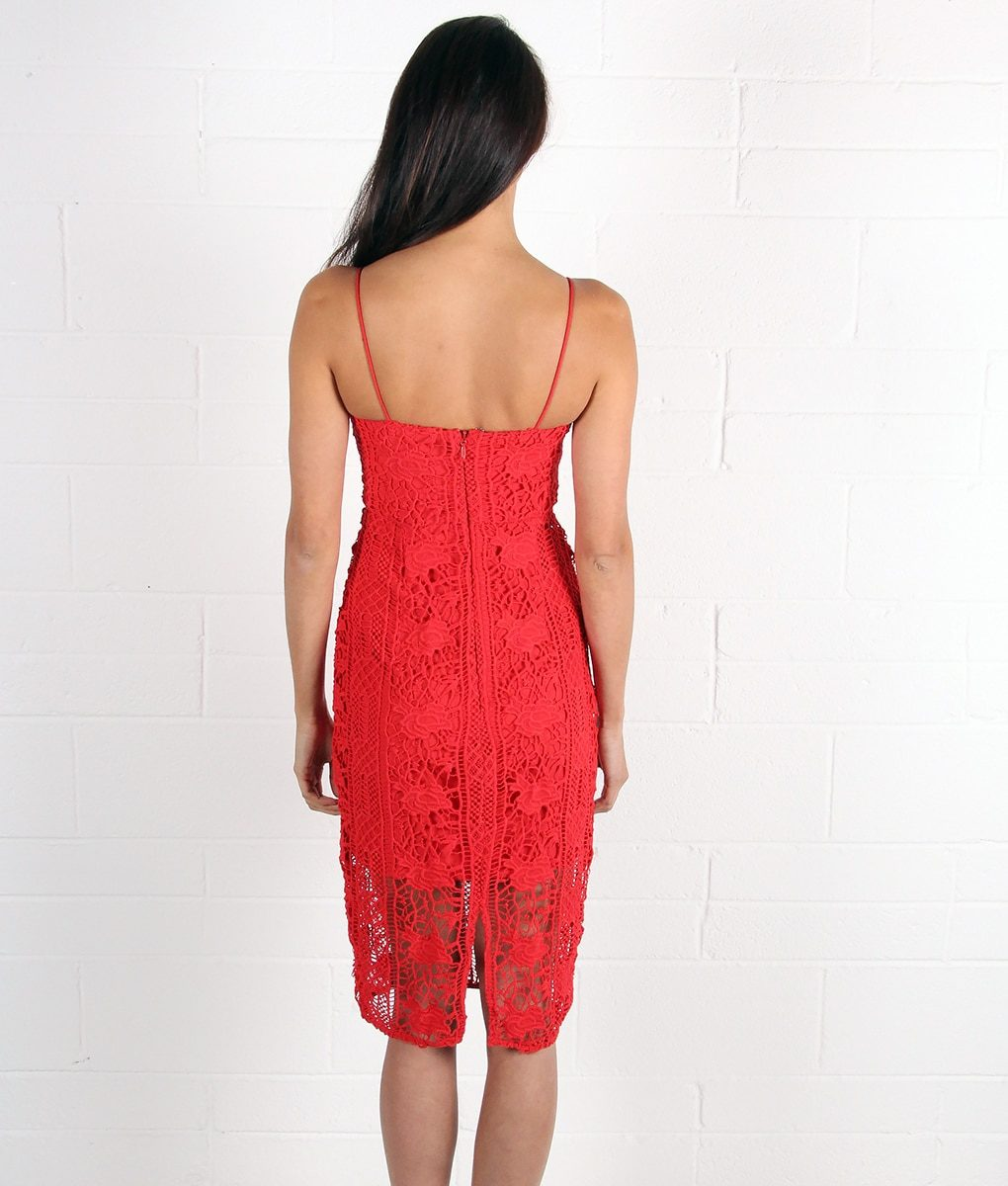 alila-red-crochet-dress-for-wedding-by-lumier-by-bariano-back