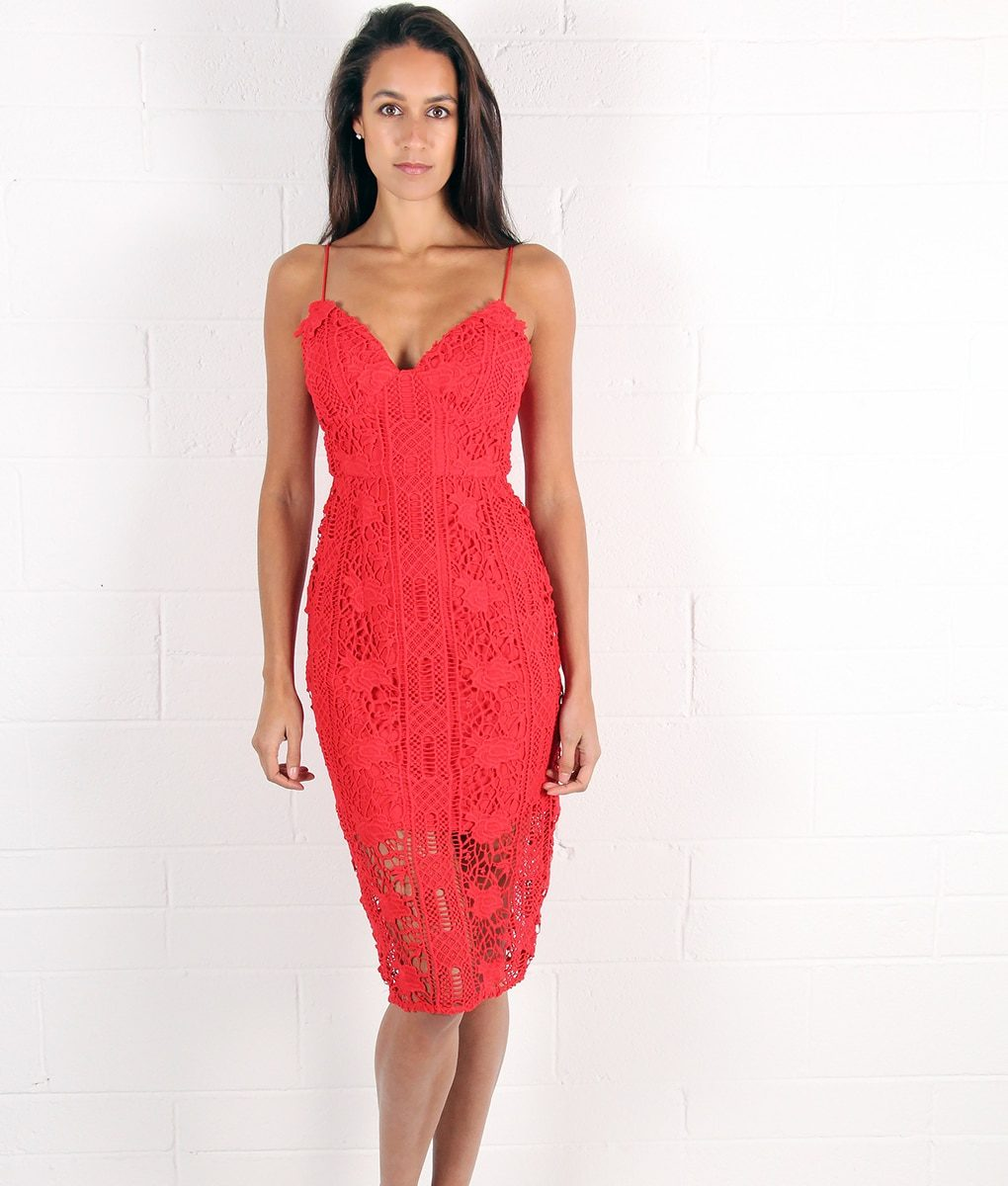 alila-red-crochet-dress-for-wedding-by-lumier-by-bariano-front2