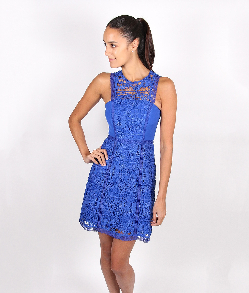 Alila-Bright-Blue-Lace-Dress-for-wedding-by-Lumier-by-Bariano