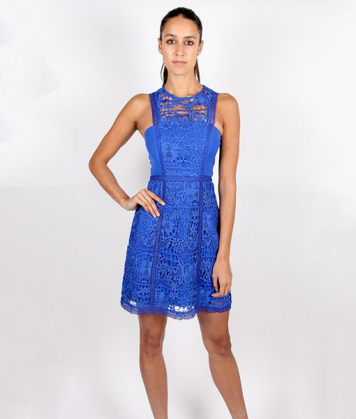Alila-Cobalt-Blue-Lace-Dress-for-wedding-by-Lumier-by-Bariano