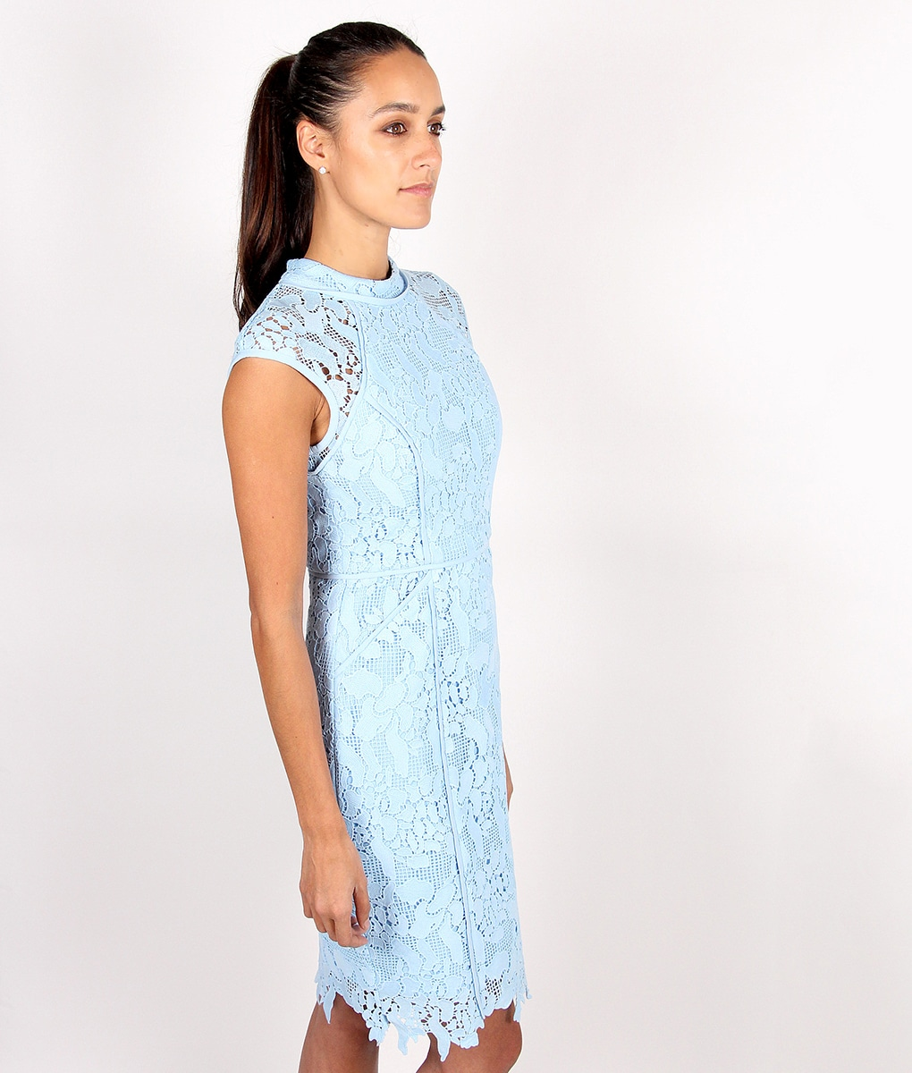 Alila-Light-Blue-Fitted-Lace-Dress-for-wedding-by-Lumier-by-Bariano-side