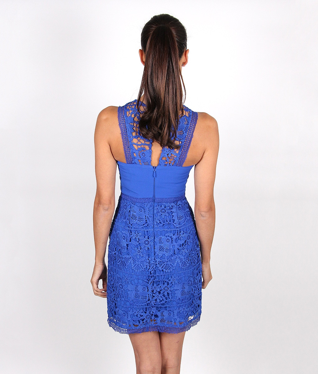 Alila-Sapphire-Blue-Lace-Dress-for-wedding-by-Lumier-by-Bariano-back
