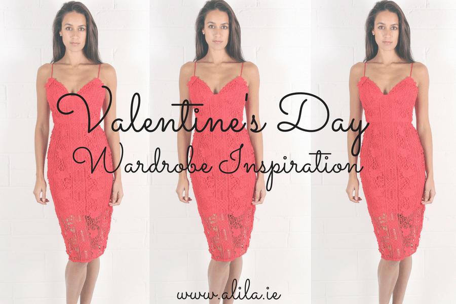 Valentine's Day wardrobe inspo