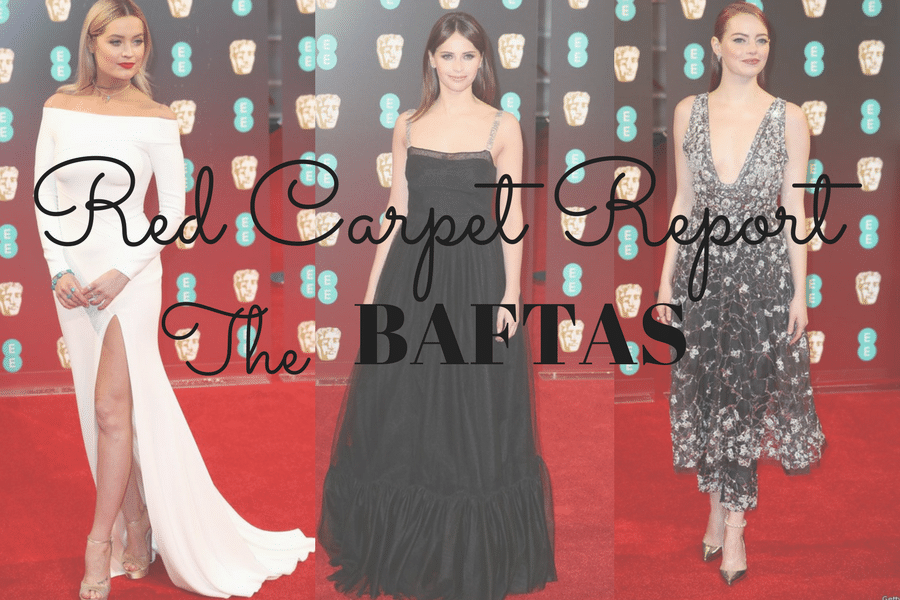 Red Carpet Report - The BAFTAS