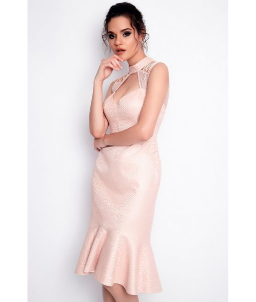Alila-Blush-Pink-Lace-dress-for-races-Setre