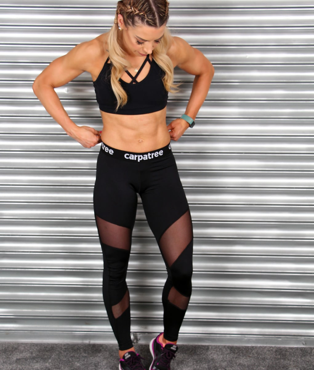 Alila-Active-Black-Double-Mesh-Gym-Leggings-Mr-Gugu-front