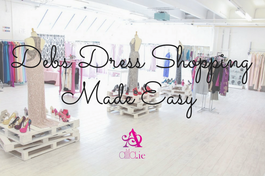 Debs Dress Shopping Made Easy Blog