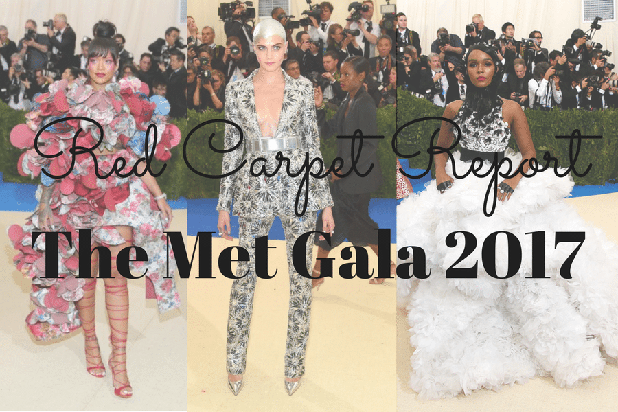 Red Carpet Report - Met Gala 2017