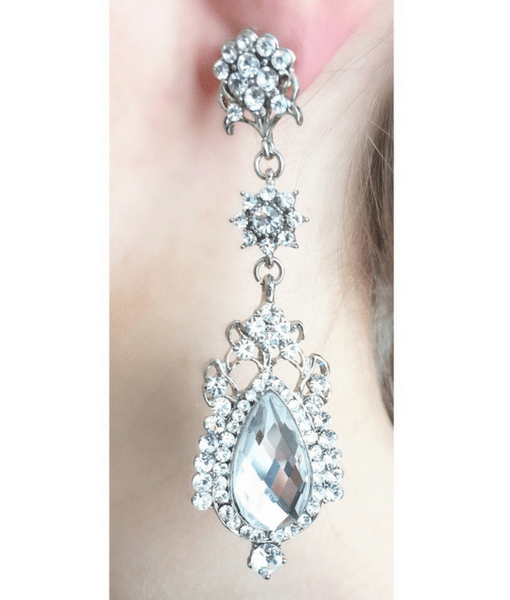 Teardrop Earrings Alila Boutique