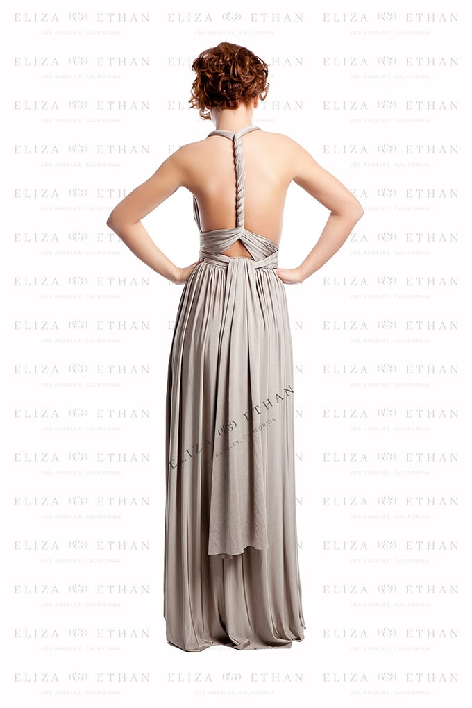 Alila-Champagne-Multiwrap-Dress-Eliza-and-Ethan